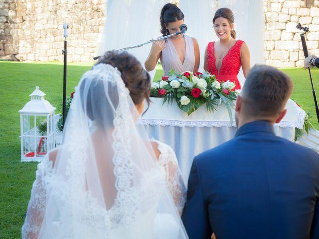 La boda de Edgar y Vanesa en Soutomaior, Pontevedra 27