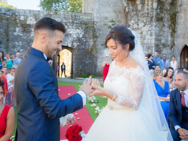 La boda de Edgar y Vanesa en Soutomaior, Pontevedra 29