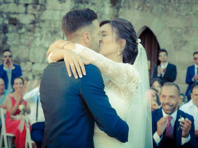 La boda de Edgar y Vanesa en Soutomaior, Pontevedra 30