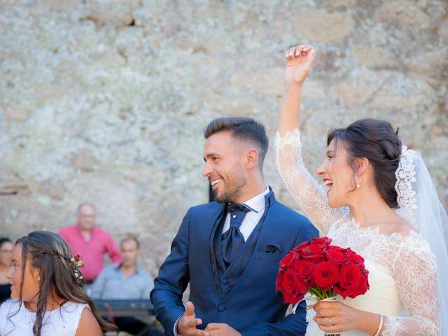 La boda de Edgar y Vanesa en Soutomaior, Pontevedra 31
