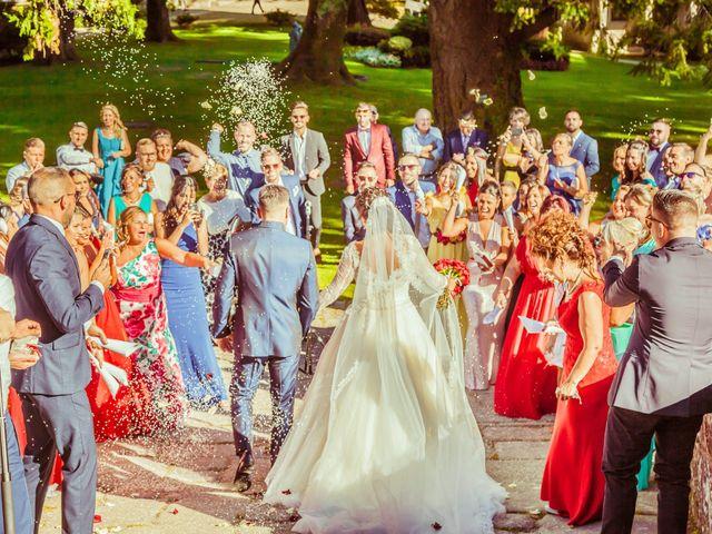 La boda de Edgar y Vanesa en Soutomaior, Pontevedra 32