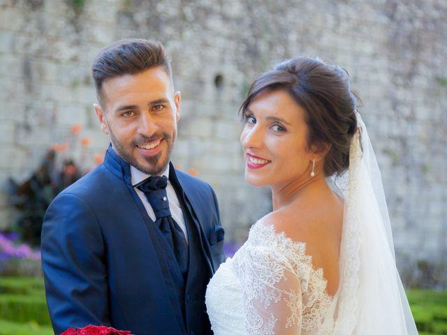 La boda de Edgar y Vanesa en Soutomaior, Pontevedra 35