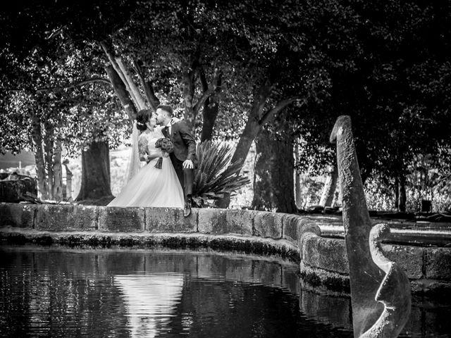 La boda de Edgar y Vanesa en Soutomaior, Pontevedra 36