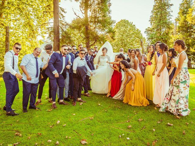 La boda de Edgar y Vanesa en Soutomaior, Pontevedra 39
