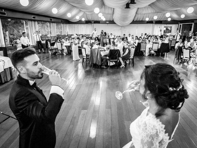 La boda de Edgar y Vanesa en Soutomaior, Pontevedra 47
