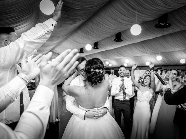 La boda de Edgar y Vanesa en Soutomaior, Pontevedra 48