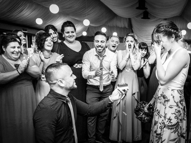 La boda de Edgar y Vanesa en Soutomaior, Pontevedra 53