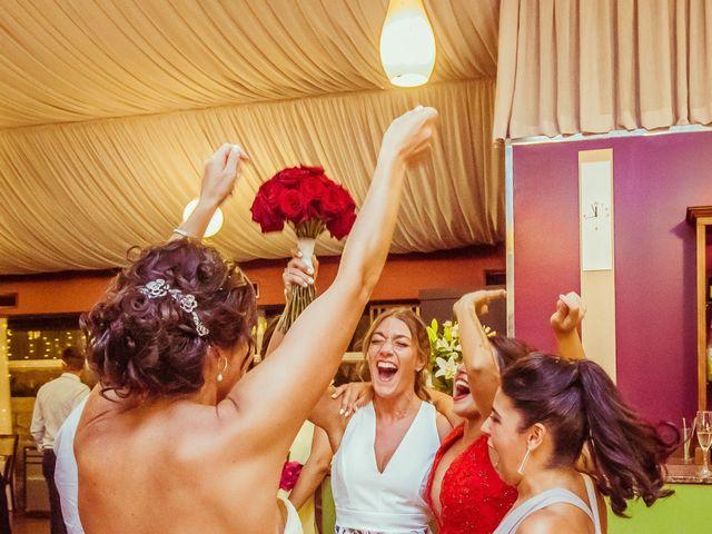 La boda de Edgar y Vanesa en Soutomaior, Pontevedra 54