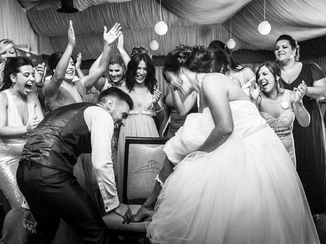 La boda de Edgar y Vanesa en Soutomaior, Pontevedra 55