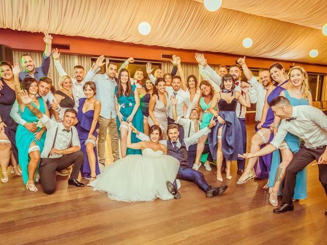 La boda de Edgar y Vanesa en Soutomaior, Pontevedra 56
