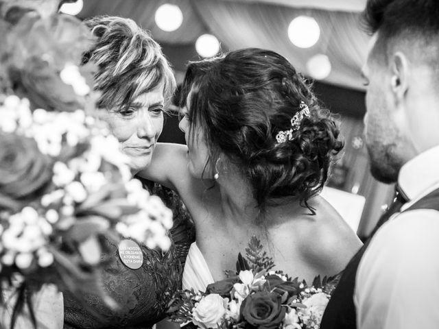 La boda de Edgar y Vanesa en Soutomaior, Pontevedra 57