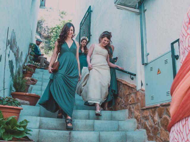 La boda de Alex y Carmen en Pontones, Jaén 27