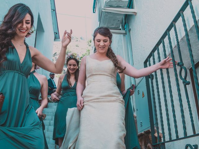 La boda de Alex y Carmen en Pontones, Jaén 28