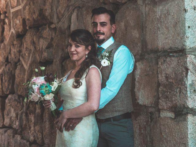 La boda de Alex y Carmen en Pontones, Jaén 29