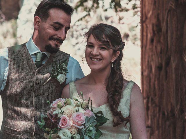 La boda de Alex y Carmen en Pontones, Jaén 30