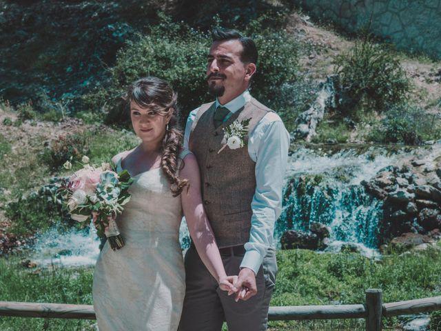 La boda de Alex y Carmen en Pontones, Jaén 23