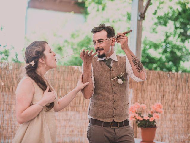 La boda de Alex y Carmen en Pontones, Jaén 36
