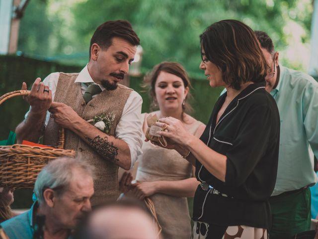 La boda de Alex y Carmen en Pontones, Jaén 37