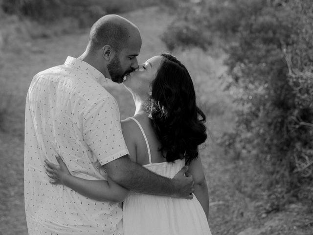 La boda de Adrian y Lina en Bétera, Valencia 1