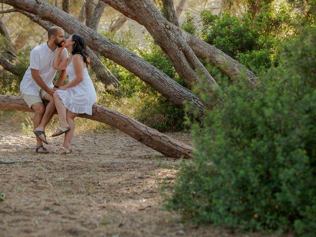 La boda de Adrian y Lina en Bétera, Valencia 2