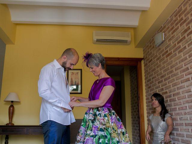 La boda de Adrian y Lina en Bétera, Valencia 16