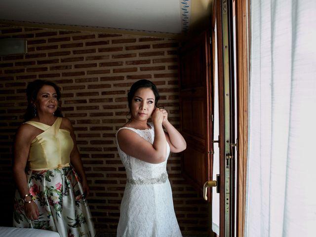 La boda de Adrian y Lina en Bétera, Valencia 21