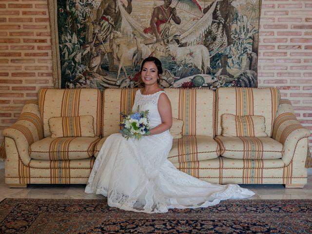 La boda de Adrian y Lina en Bétera, Valencia 33
