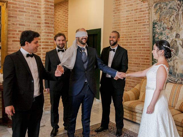 La boda de Adrian y Lina en Bétera, Valencia 35