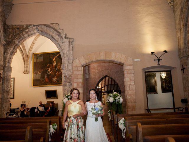 La boda de Adrian y Lina en Bétera, Valencia 39
