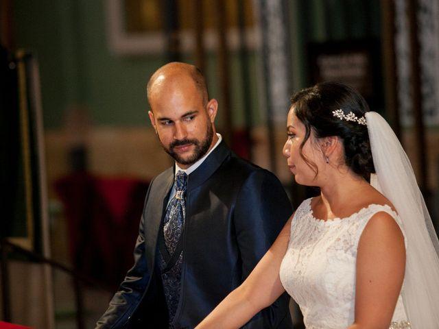 La boda de Adrian y Lina en Bétera, Valencia 41