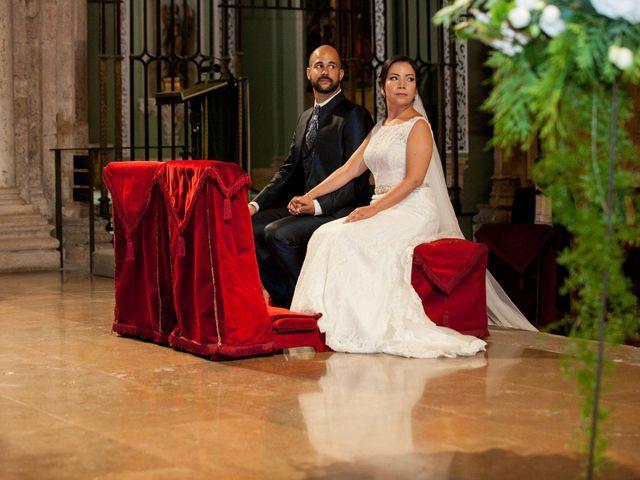 La boda de Adrian y Lina en Bétera, Valencia 42