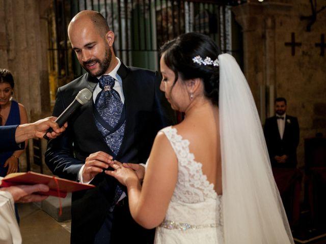 La boda de Adrian y Lina en Bétera, Valencia 44