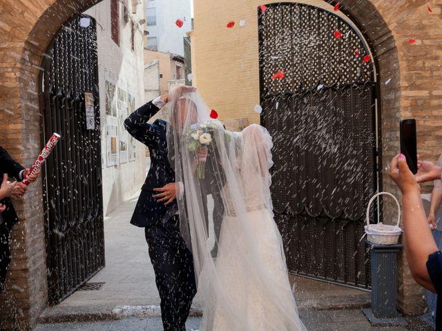 La boda de Adrian y Lina en Bétera, Valencia 45