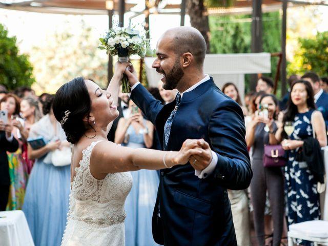 La boda de Lina y Adrian