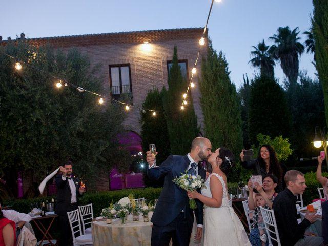 La boda de Adrian y Lina en Bétera, Valencia 48
