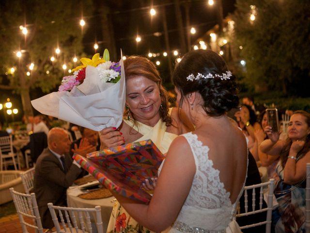 La boda de Adrian y Lina en Bétera, Valencia 51
