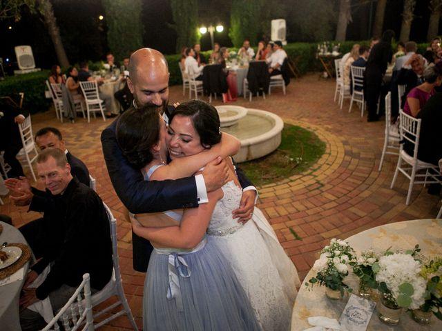 La boda de Adrian y Lina en Bétera, Valencia 60