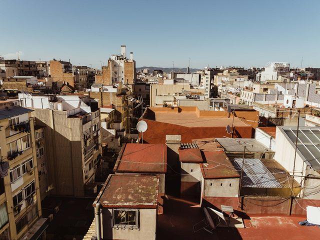 La boda de Sofía y Pablo en Barcelona, Barcelona 3