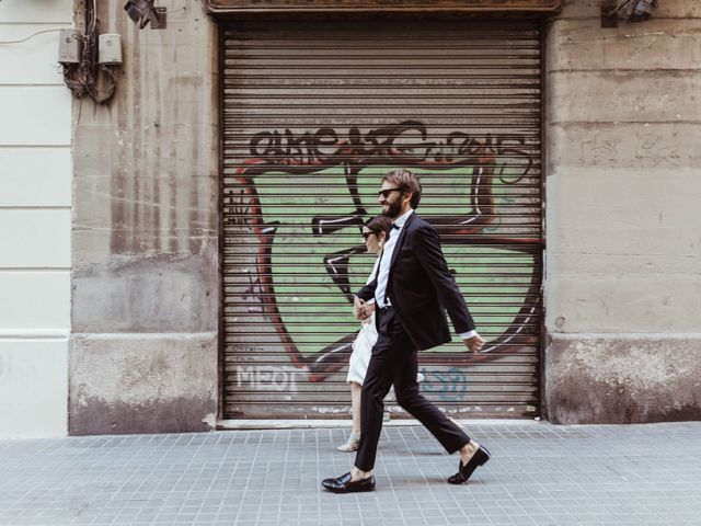 La boda de Sofía y Pablo en Barcelona, Barcelona 25