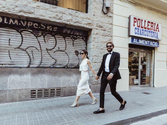 La boda de Sofía y Pablo en Barcelona, Barcelona 26