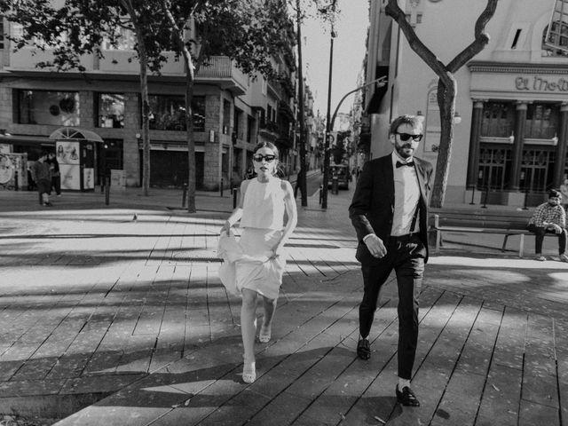La boda de Sofía y Pablo en Barcelona, Barcelona 27