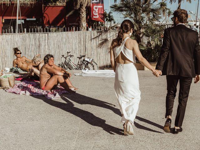 La boda de Sofía y Pablo en Barcelona, Barcelona 38
