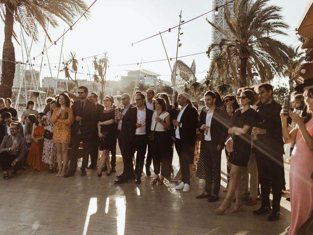 La boda de Sofía y Pablo en Barcelona, Barcelona 78