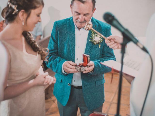 La boda de Alex y Carmen en Pontones, Jaén 41