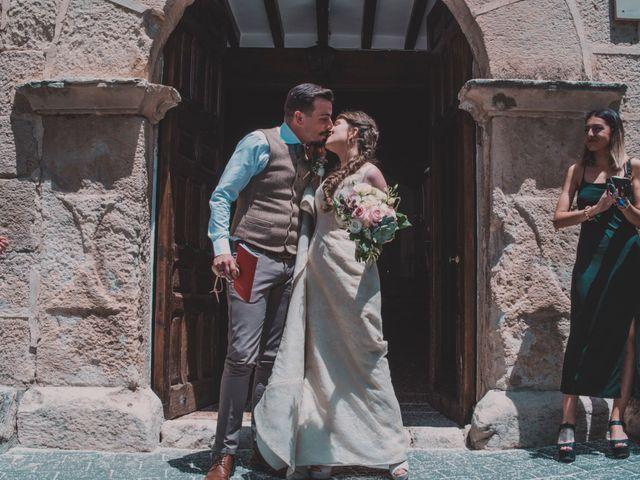 La boda de Alex y Carmen en Pontones, Jaén 42