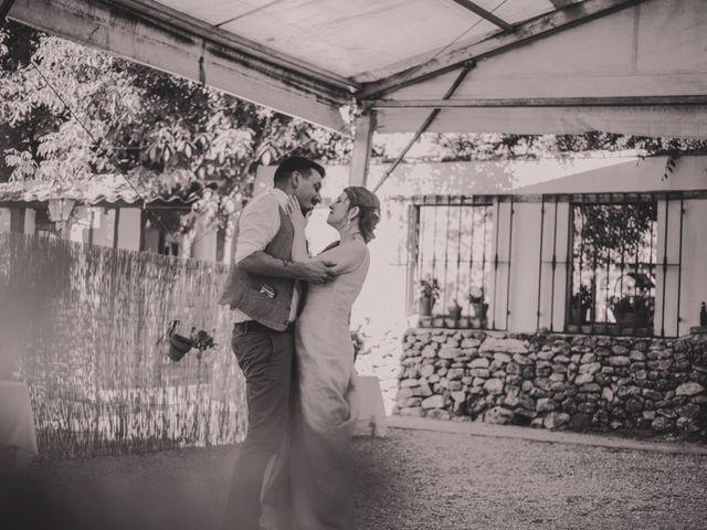 La boda de Alex y Carmen en Pontones, Jaén 45