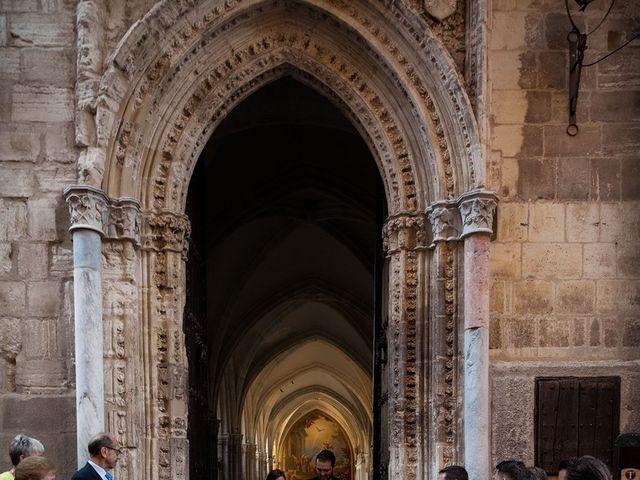 La boda de Johannes y Marta en Toledo, Toledo 17