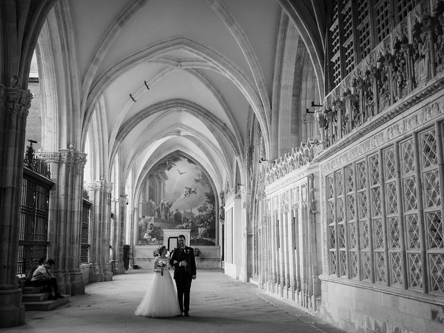 La boda de Johannes y Marta en Toledo, Toledo 18