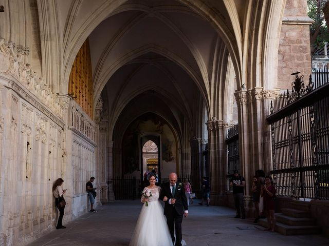 La boda de Johannes y Marta en Toledo, Toledo 19