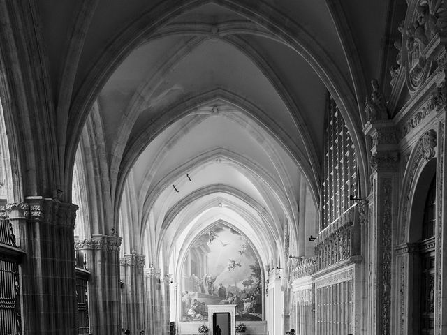 La boda de Johannes y Marta en Toledo, Toledo 13